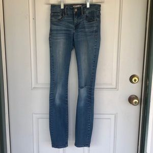 Madewell Skinny Jean in Cordova Wash
